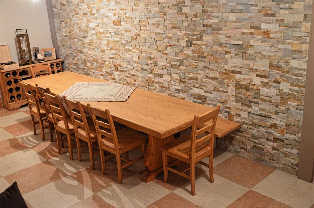 Turbo pareti rivestite in pietra naturale gh14 pineglen - Rivestire una parete in pietra ...